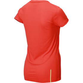 inov-8 Tri Blend Obsessed SS Tee Dame red